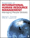 Essentials of international human resource management: : managing people globally