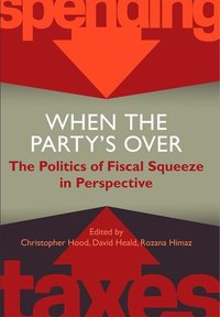When the party's over: the politics of fiscal squeeze in perspective