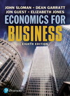 Economics for business [Eighth edition]