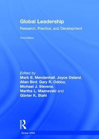 Global leadership [Third edition]: research, practice, and development