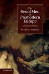 The sex of men in premodern Europe: a cultural history
