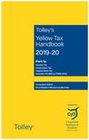 Tolley's Yellow Tax Handbook 2019 - 20