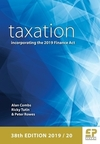 Taxation: incorporating the Finance Act 2019