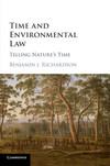 Time and environmental law: telling nature's time