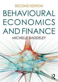 Behavioural economics and finance