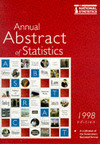 Annual abstract of statistics No.134 1998 ed