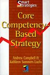 Core competency based strategy