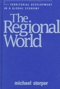 The regional world territorial development in a global economy
