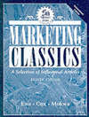 Marketing classics a selection of influential articles
