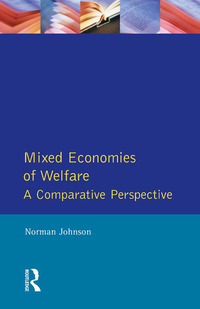 Mixed economies of welfare a comparative perspective