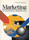 Marketing an analytical perspective