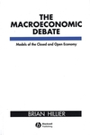 The macroeconomic debate models of the closed and open economy