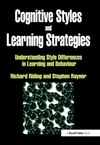 Cognitive styles and learning strategies understanding style differences in learning and behaviour