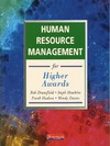 Human resource management for higher awards