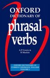 Oxford dictionary of phrasal verbs