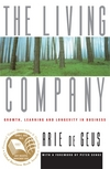 The living company growth, learning and longevity in business