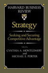 Strategy seeking and securing competitive advantage