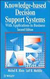 Knowledge-based decision support systems with applications in business