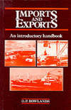 Imports and exports an introductory handbook O.P. Rowlands