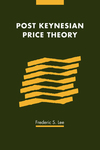 Post-Keynesian price theory