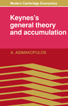Keyne's general theory of accumulation