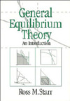 General equilibrium theory an introduction Ross M. Starr
