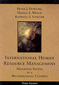 International human resources management managing people in a multinational context