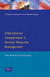 International comparisons in human resource management