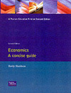 Economics a concise guide Barry Harrison