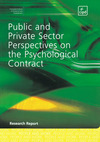 Public and private sector perspectives on the psychological contract results of the 2001 CIPD survey