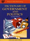 Dictionary of government and politics