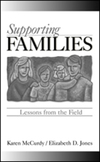 Supporting families lessons from the field