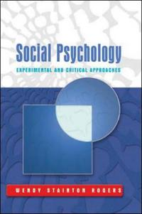 Social psychology experimental and critical approaches by rogers social psychology experimental and critical approaches fandeluxe Choice Image