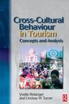 Cross-cultural behaviour in tourism concepts and analysis