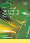 Pressure at work and the psychological contract