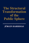 The structural transformation of the public sphere an inquiry into a category of boureois society