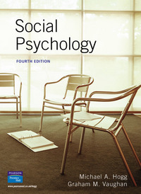 Social psychology by hogg michael a 1954 vaughan graham m prism fandeluxe Gallery
