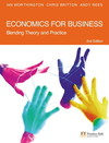 Economics for business; blending theory and practice