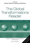 The global transformations reader an introduction to the globalization debate