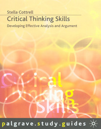 critical thinking skills stella cottrell ebook