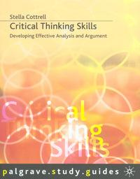 critical thinking skills stella cottrell ebook