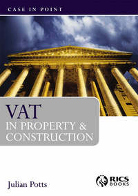 VAT in property and construction
