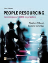 People resourcing; HRM in practice